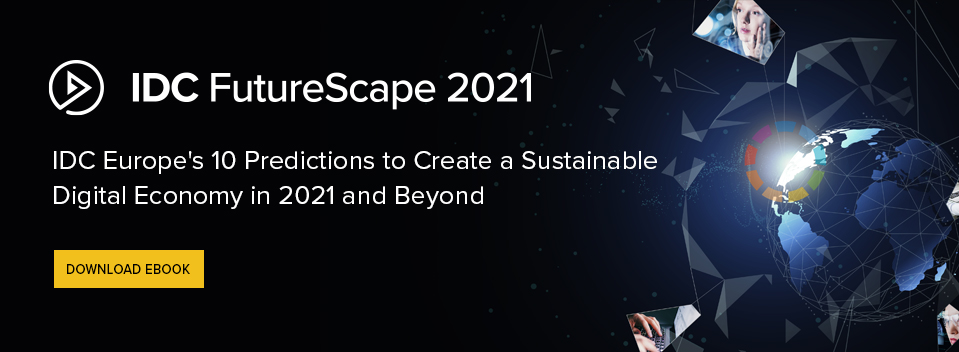 European Predictions for 2021 | IDC Futurescape
