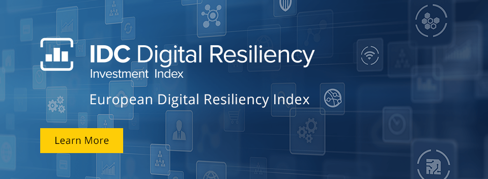 IDC Digital Resiliency