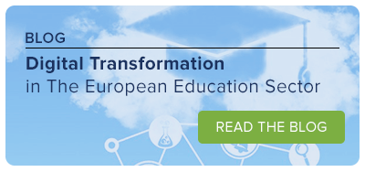 Blog: Digital Transformation in The European Education Sector