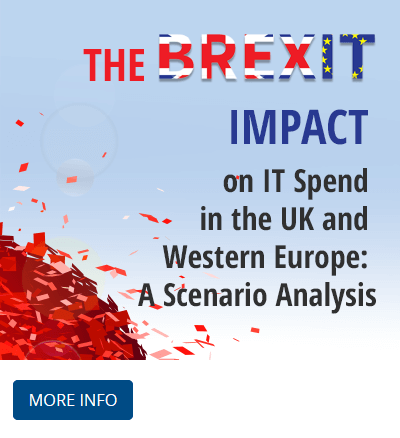 The Brexit impact on IT Spend