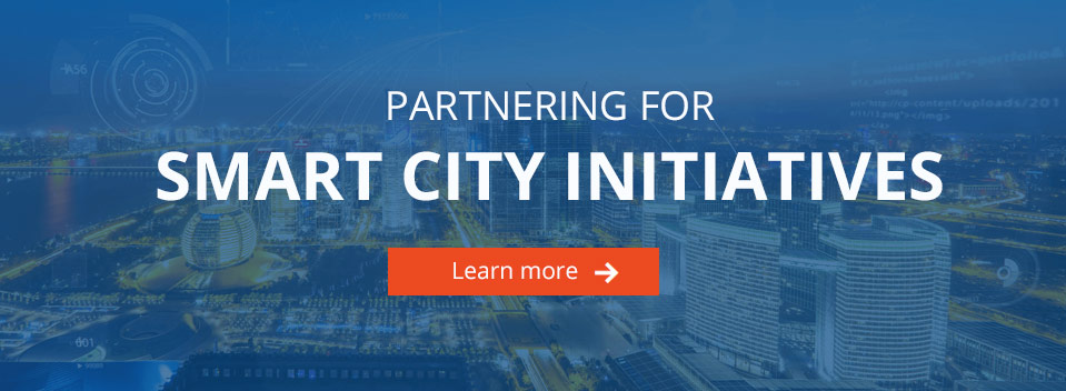 PARTNERING FOR SMART CITY INITIATIVES
